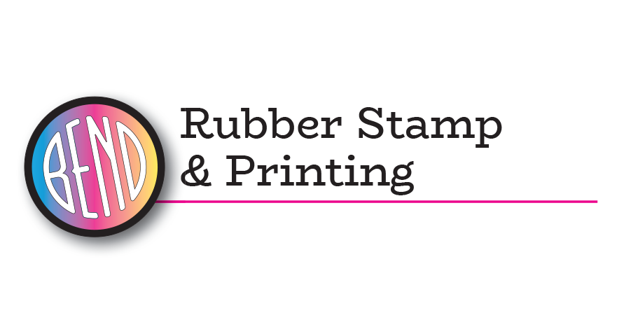 Bend Rubber Stamp & Printing